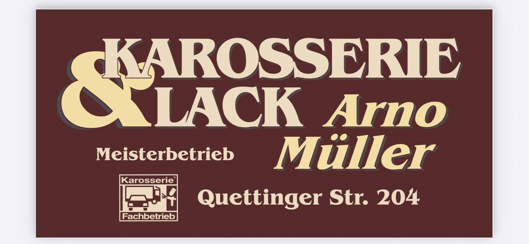 Karosserie & Lack Arno Müller